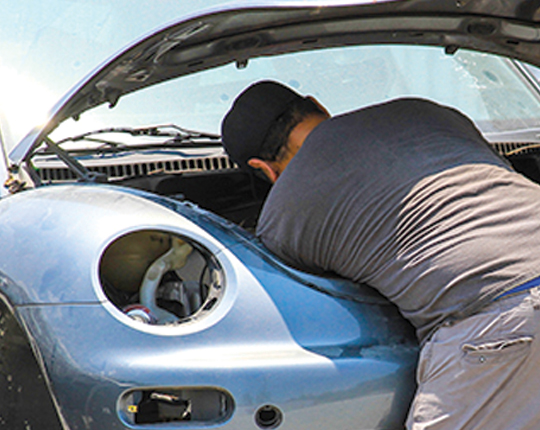 Pull your own auto parts at Pull-A-Part