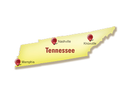 Pull-A-Part locations in Tennessee