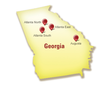 Pull-A-Part locations in Georgia