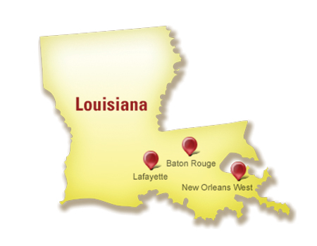 Pull-A-Part locations in Louisiana