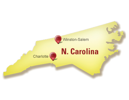 Pull-A-Part locations in North Carolina