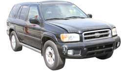Nissan Pathfinder is an example of a junk car that was sold for cash