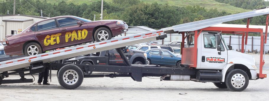 Sell your car for cash and we pick it up. We also offer junk car removal when we buy your junk car.
