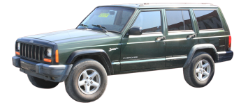 Find used Jeep parts at Pull-A-Part.