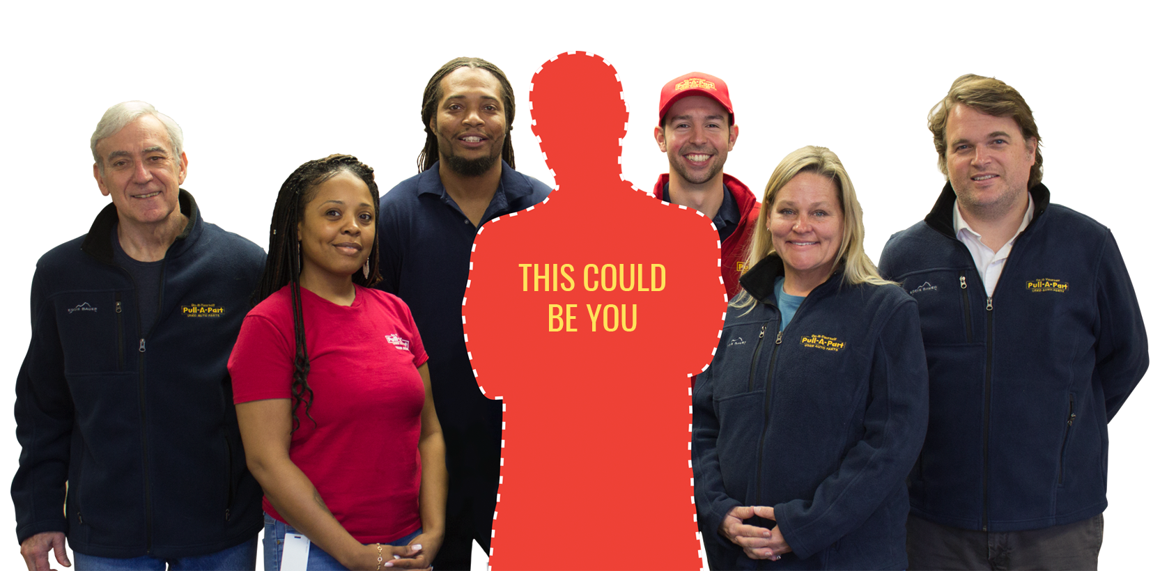 Join the Team at Pull-A-Part